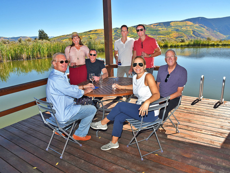Farm-to-Table Luncheon at Walden House Vail 4