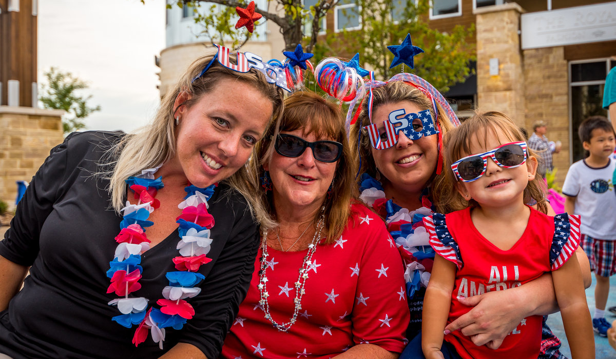 Towne Lake's Annual July 4th Celebration 2