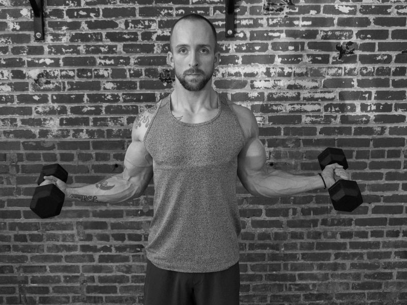 15-minute workout with Eric Pyne 4