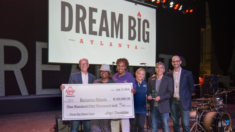 The Arby's Foundation - Dream Big Atlanta 4