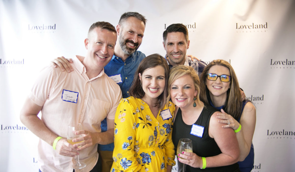 Loveland Lifestyle Launch Party