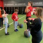 Special Olympics Workout at D1 Training 5