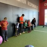 Special Olympics Workout at D1 Training 4
