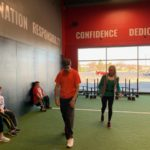 Special Olympics Workout at D1 Training 3