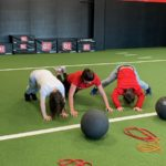 Special Olympics Workout at D1 Training 2