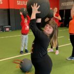Special Olympics Workout at D1 Training 1