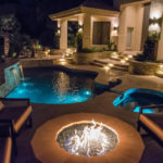 Crystal Falls Pools Adds Amazing Lighting Elements to Any Outdoor Space 3