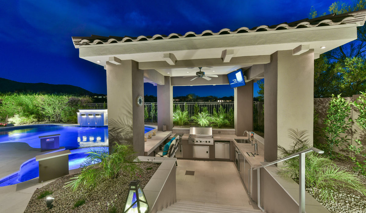 Crystal Falls Pools Adds Amazing Lighting Elements to Any Outdoor Space 7