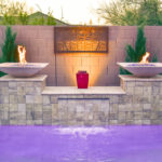 Crystal Falls Pools Adds Amazing Lighting Elements to Any Outdoor Space