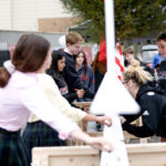 Holland Hall School hosted Beam Signing Event  on March 29 4