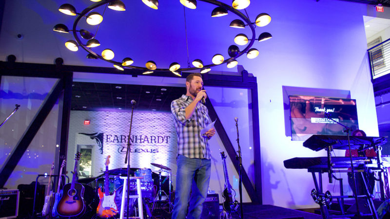 Off the Record at Earnhardt Lexus to Benefit PCH 5