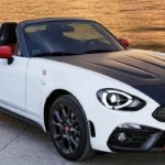 Luxury Car Review: The Fiat 124 Spider Abarth 1