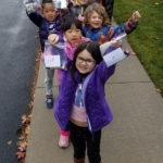 Parkcenter Montessori Food Drive 5