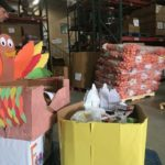 Parkcenter Montessori Food Drive 1