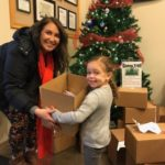 Parkcenter Montessori Food Drive