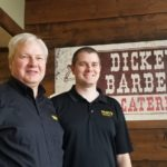 Keith and Skyler Jones, Father-and-Son Owners of Dickey's Barbecue 1