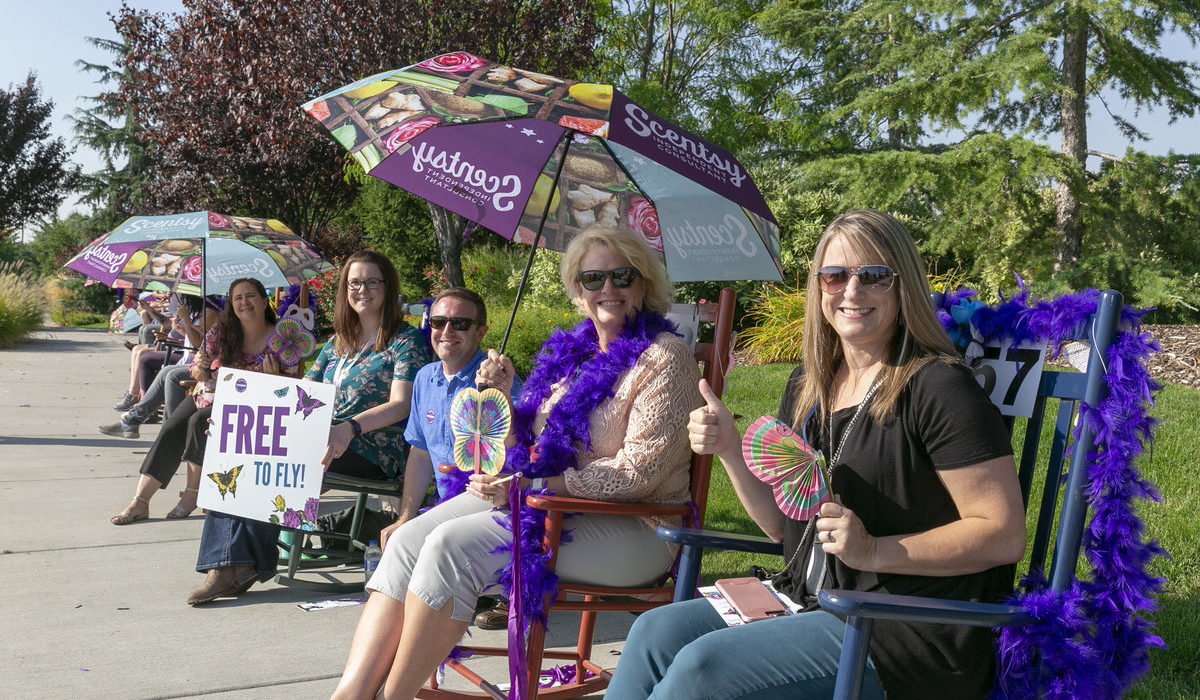 Scentsy Rock-a-Thon Raises Raises Record-Breaking $260,568 3