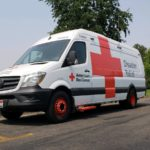 American Red Cross Celebrates New Emergency Response Vehicle 1