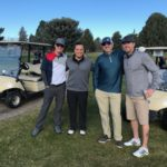 Golfing for Charity