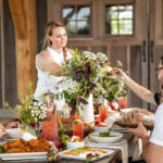 Farm- to- table Entertaining Al Fresco 3