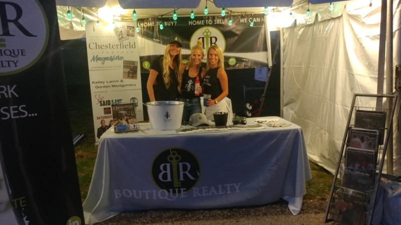 Chesterfield Lifestyle Sponsors Taste of STL Market 3