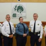 Welcome, Officer Celia Saavedra! 3