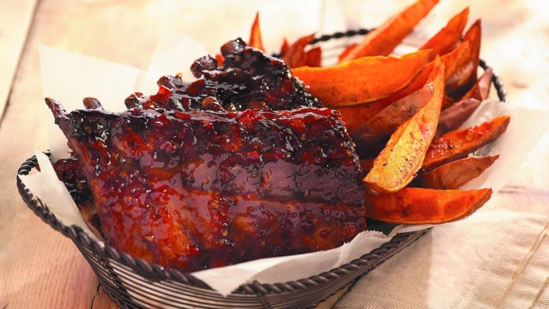 Sweet Chili Ribs