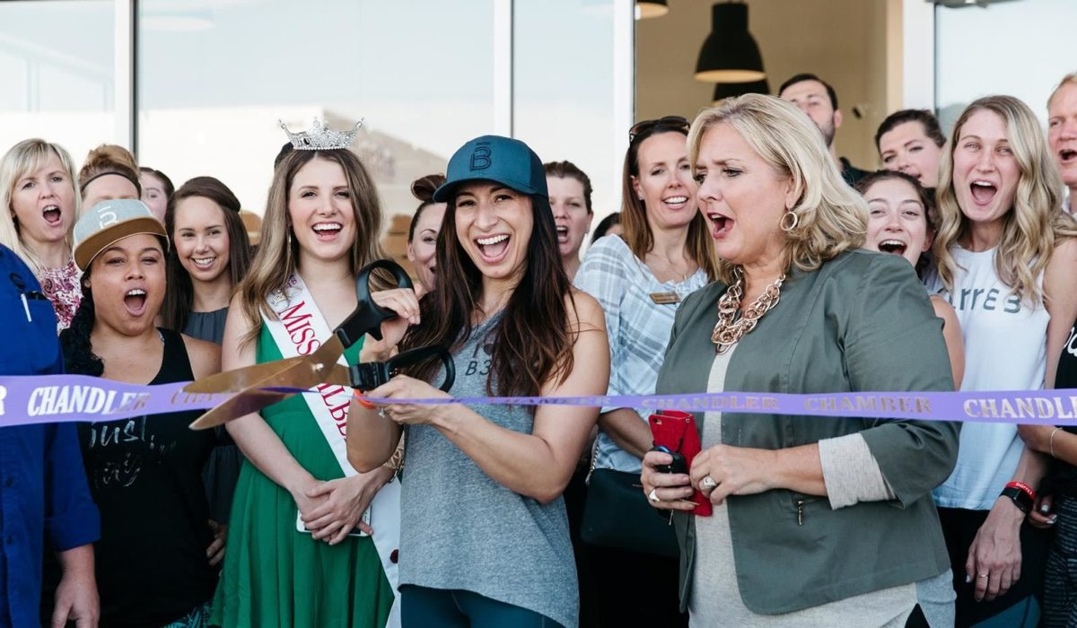 Barre3 Grand Opening 1