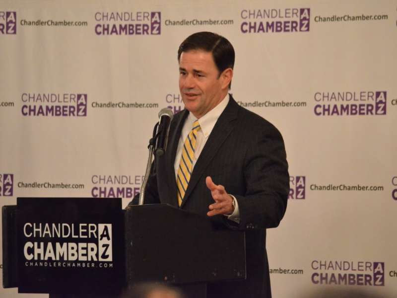 Chandler Chamber of Commerce's Breakfast With the Governor 1