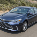 The 2018 Toyota Avalon Hybrid Limited 2