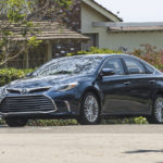 The 2018 Toyota Avalon Hybrid Limited 1