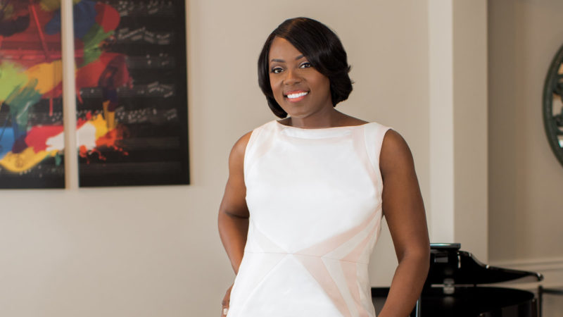 Mover + Shaker Kim McNair: The Philanthropist