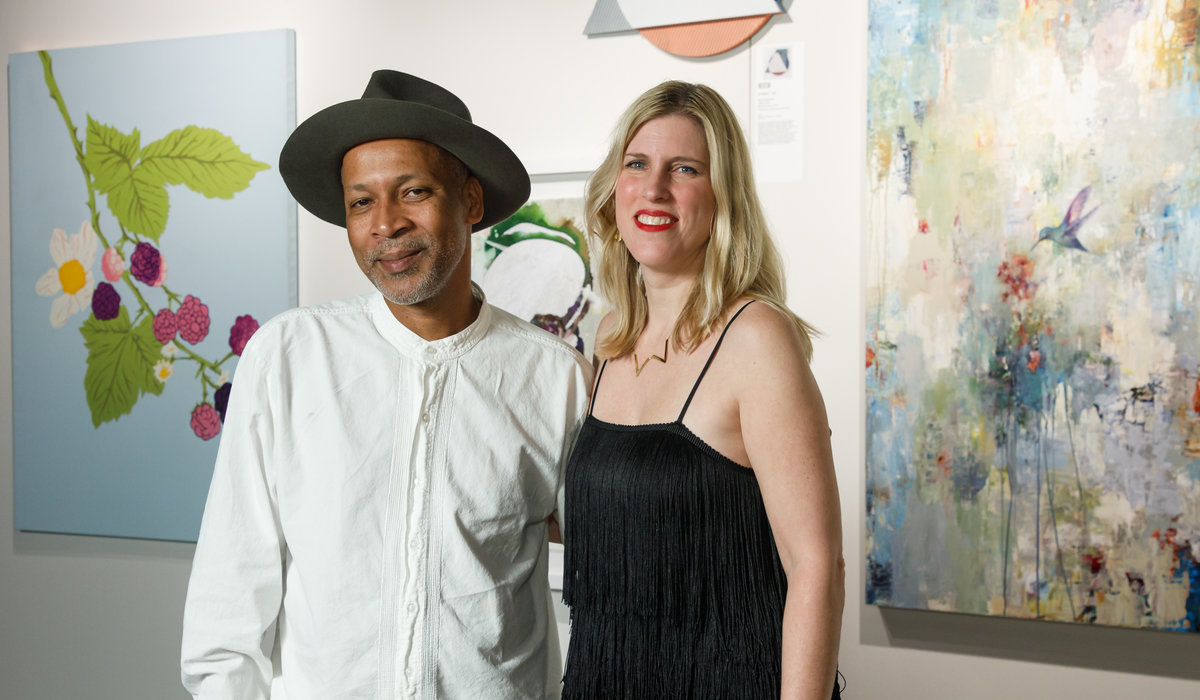 Let's Talk About the Amazing ART PAPERS Art Auction 4
