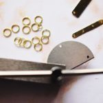 DIY Duotone Statement Earrings 4