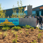 Dedication of CMC Spring Valley Buildings 10