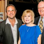 Racing Excellence Award Honoring Dick Enberg at Breeders' Cup 2017 10