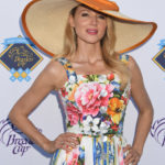 Celebrities Grace Breeders' Cup Events