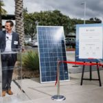 Kilroy Realty Hosts Solar Project Ribbon Cutting 1