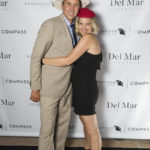 Del Mar Lifestyle and Compass-P.S. Platinum Opening Day Party 2018