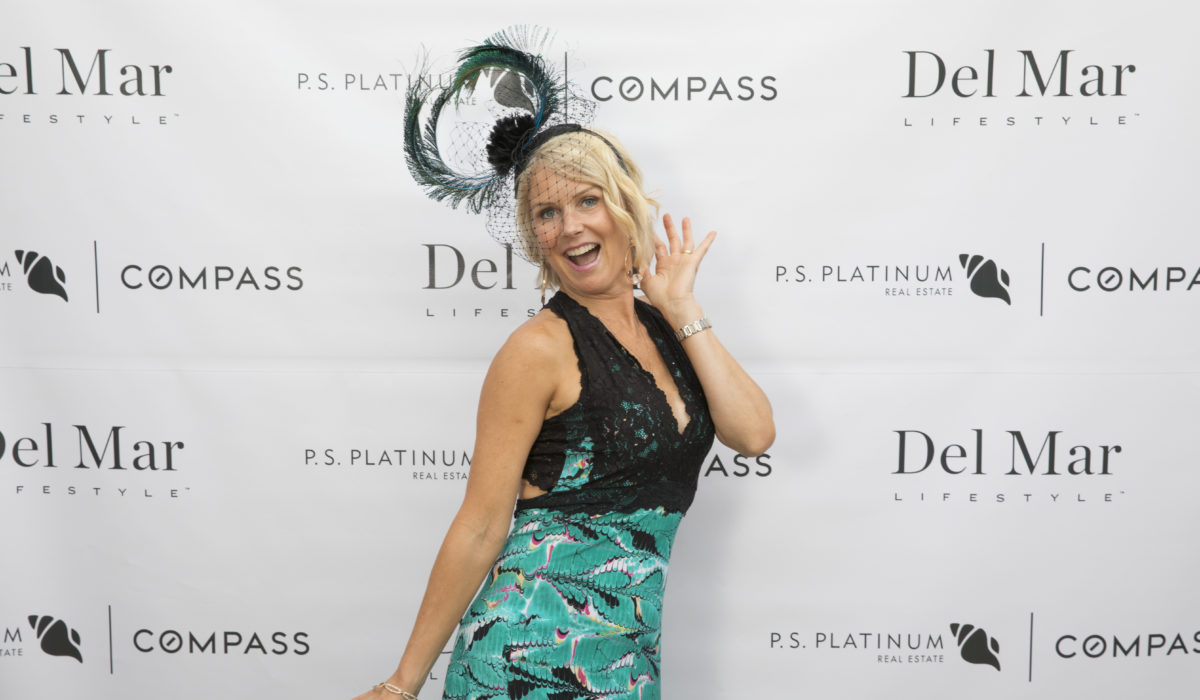 Del Mar Lifestyle and Compass-P.S. Platinum Opening Day Party 2018 10