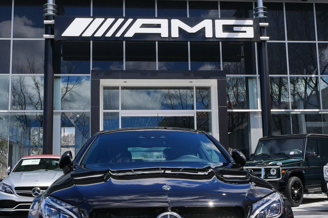 "You Can't Spell ""AMazinG"" without AMG 6"