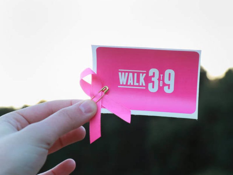 Walk 3to9 & the Dr. Susan Love Foundation: 15