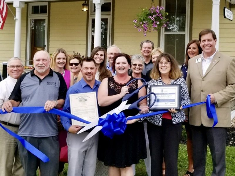 The Fetchington Grand Opening