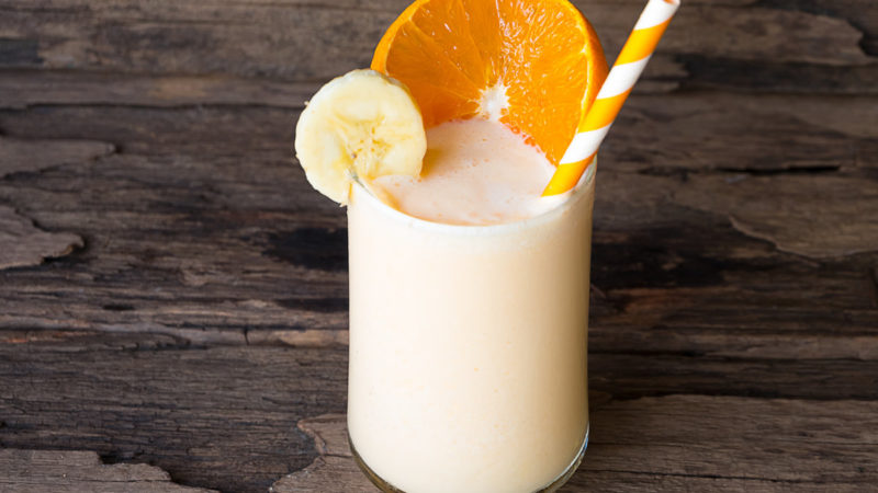 Orange Creamsicle Smoothie