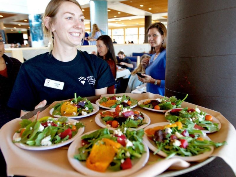 Farm to Fork Dinner Supports Heart of Oregon Corps. 5