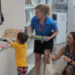 Norman East Library Opens Doors 2