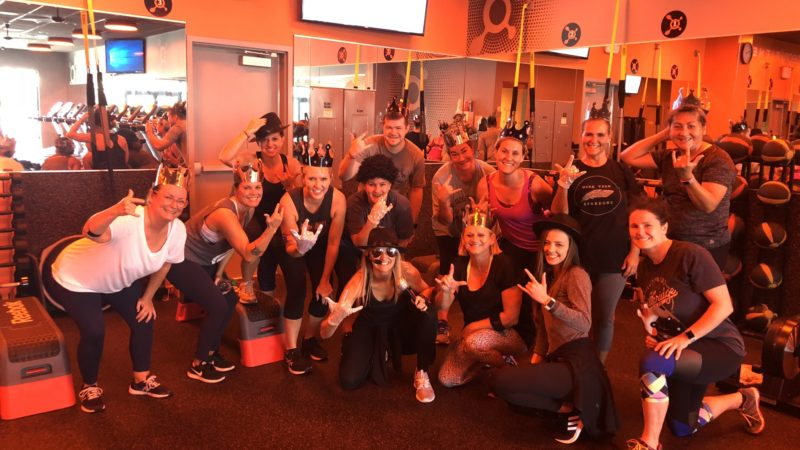Fun Times at Orangetheory Fitness Moore 5