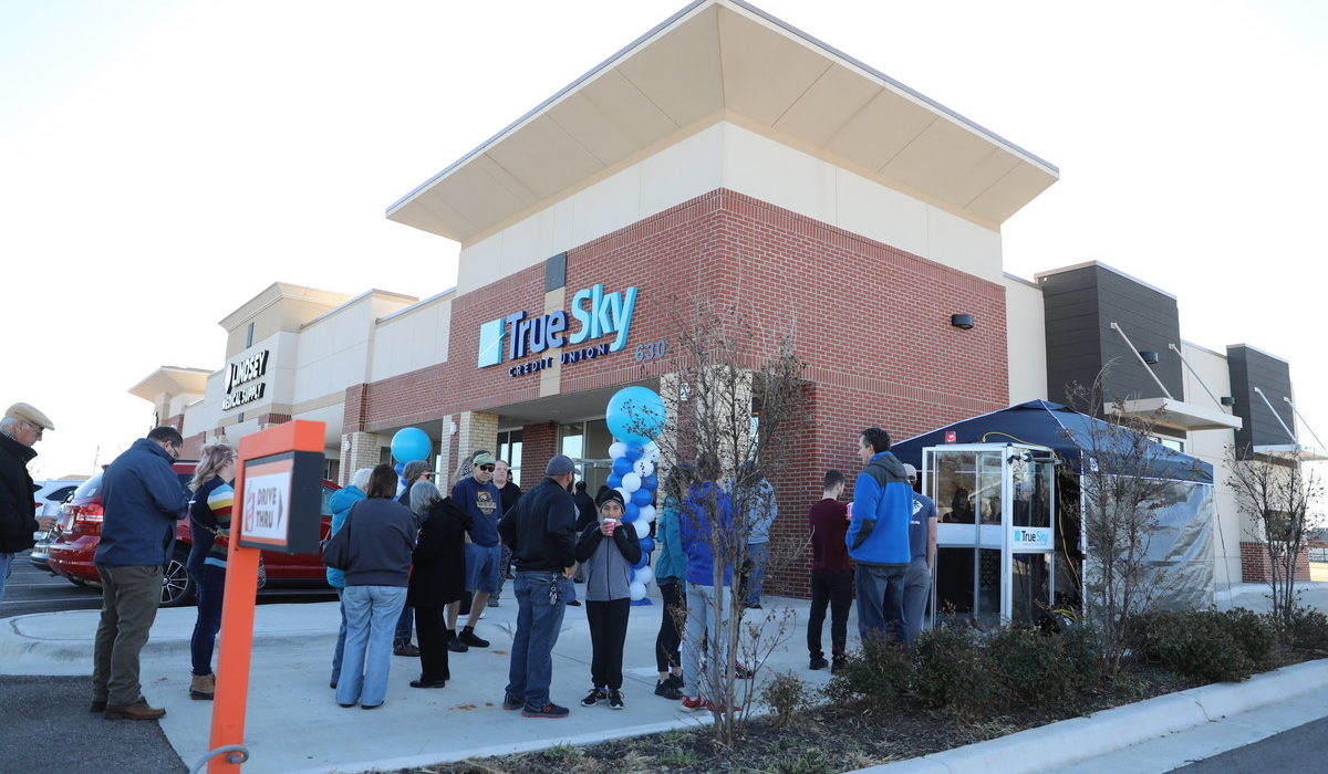 True Sky Credit Union's Moore Grand Opening 5