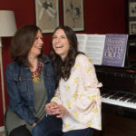 Mother + Daughter Duet: Lisa and Erin Holsteen 1