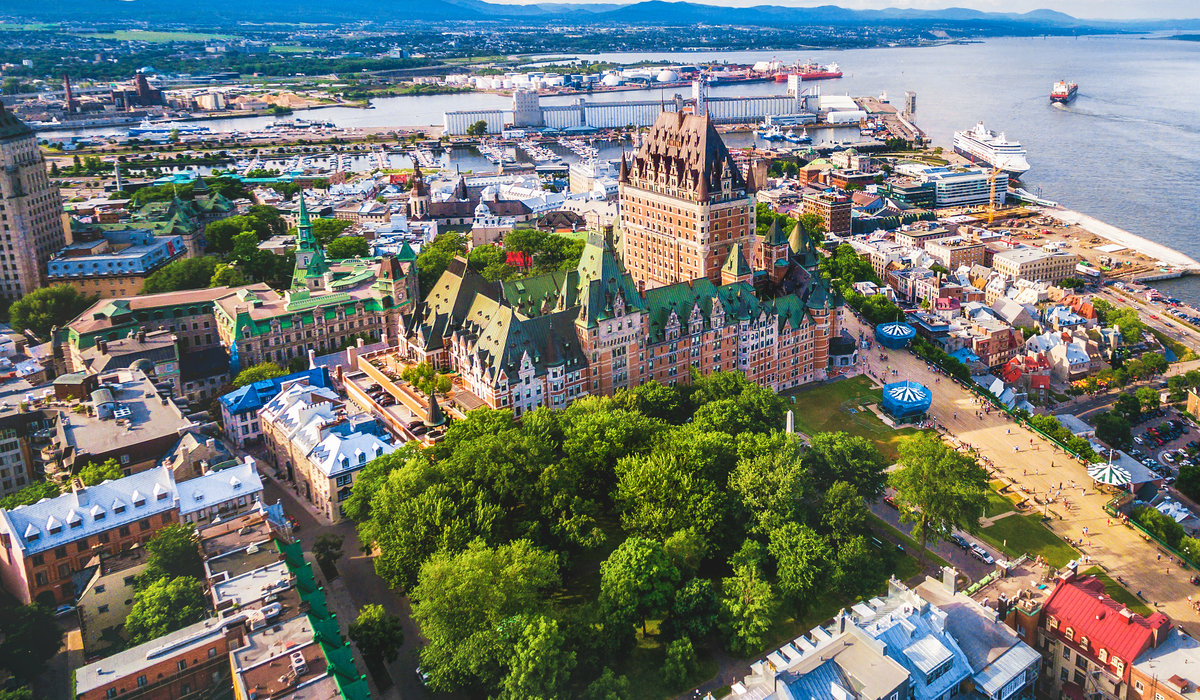 Old Québec City—a Touch of Europe North of the Border 6